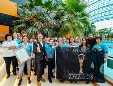 Hotel Victory Therme Erding gewinnt World Luxury Awards 2021