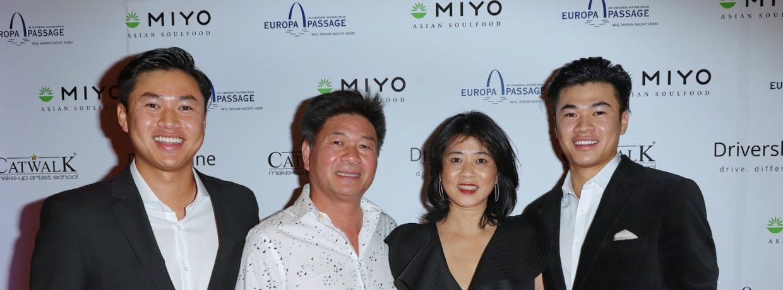 MIYO Opening in Hamburg mit großem Promi-Auflauf