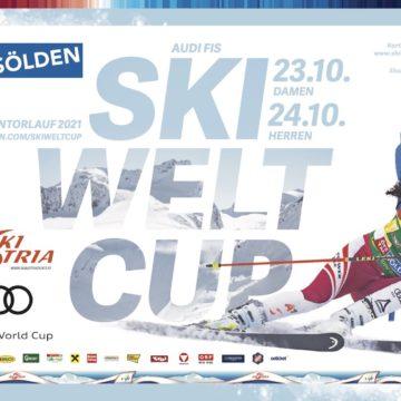 Auftakt für Skiweltcup: Sölden ist bereit für den AUDI FIS SKIWELTCUP